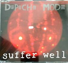 CD SINGLE PROMO DEPECHE MODE SUFFER WELL FOR PROMOTIONAL USE ONLY RARE 2006