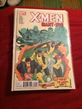 X-men Giant-size 1 One Shot Near Mint [marvel, 2011]