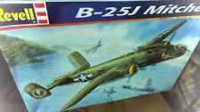 REVELL # 85-5512  1/48th SCALE B-25 J MITCHELL MODEL KIT