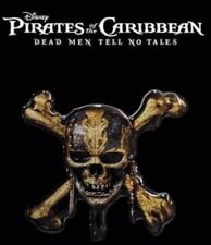 Pirates of the Caribbean Dead Men Tell No Tales Disney Movie Rewards pin NEW