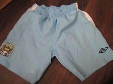 Manchester City 2012-2013 Home Football Shorts Size xlb waist /bi