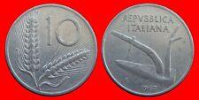 10 LIRAS 1967 ITALIA-18767
