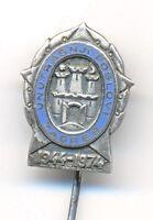 YUGOSLAVIA - POLICE 1944-1974  ZAGREB -  30 ANNIVERSARY commemorative pin badge