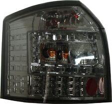 Se adapta a Audi A4 B6 Avant 09/01-10/04 Luces De Cola Trasero-Back Lámparas Led Humo