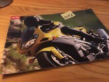 Aprilia SL1000 Falco SL 1000 moto prospectus brochure prospekt publicité