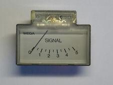 Signal Level Signalstärke VU Meter for Wega JPS 351 T3 T4 Tuner (made by Sony)