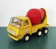 TONKA Cement Truck Vintage Pressed Steel Toy