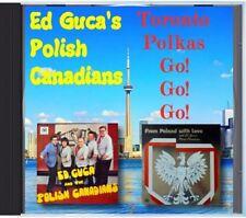 MZ 148 - Ed Guca's Polish Canadians - Toronto Polkas Go-Go-Go - POLKA CD