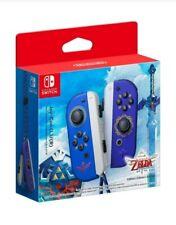 Nintendo Switch Joy-con The Legend of Zelda Skyward Sword Edition
