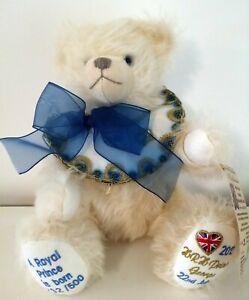 HRH Prince George of Cambridge Hermann Growler Bear Limited Edition 292/500