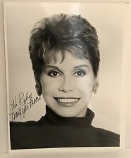 MARY TYLER MOORE Autographed Hand Signed Photograph Photo 8x10