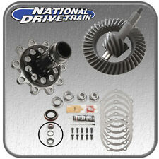 """RING AND PINION, BEARING INSTALL KIT & FULL SPOOL - FITS FORD 9"""" - 3.50 - 28 SPL"""