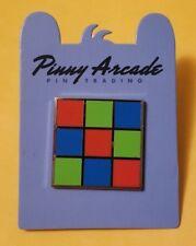 Pinny Arcade PAX South 2018 Pixel Pin C63 Industries ru² Rubik's Cube Rubix