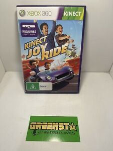 Kinect Joy Ride - XBOX 360 🇦🇺 Seller Free And Fast Postage