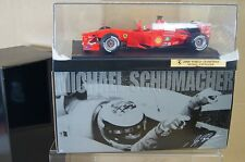 HOT WHEELS 50930 1/18 F1 2000 FERRARI MICHAEL SCHUMACHER CAR 3 BOXED nc