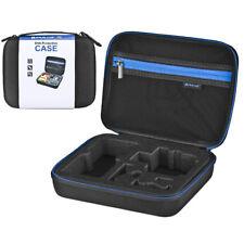 M Size Waterproof Case Bag for Go pro hero 6 5 Session 4 3+ 3 2/Xiaomi yi SJCAM