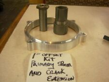 "CUSTOM CHROME 1 "" ENGINE-TO-PRIMARY SPACER CHAIN DRIVE PRIMARY"