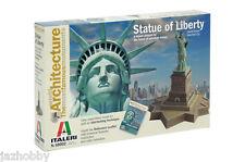 Italeri 68002 World Architecture Plastic Model Kit Statue of Liberty