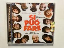 SI PUO' FARE - ORIGINAL SOUNDTRACK - PIVIO & ALDO DE SCALZI - CD NUOVO SIGILLATO