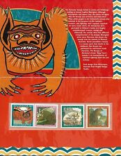 MINT 1994 BUNYIPS  STAMP PACK