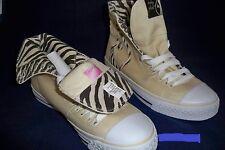 Baby Phat Womens Shoes BP SLIT CANVAS Vanila/Java Size US 6 EUR 36.5 BP50809