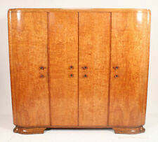 Antique Furniture Antique 1910 Mahogany Wardrobe Uk Delivery Available Pure White And Translucent Edwardian (1901-1910)