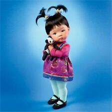 ASHTON DRAKE BLOSSOM & Panada Chinese Doll NEW