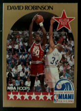 1990-91 NBA Hoops #24 David Robinson San Antonio Spurs HOF