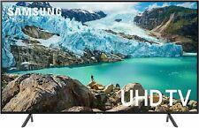 Samsung UN55RU7100FXZA Flat 55-Inch 4K UHD 7 Series Ultra HD Smart TV with HDR