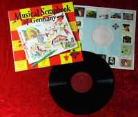 LP Musical Scrapbook of Germany Vol. 1 (Telefunken LT 6582) D