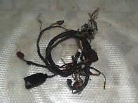 IMPIANTO ELETTRICO ELECTRICAL SYSTEM SUZUKI DR 650 1991 1992
