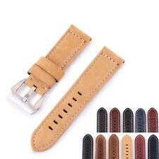 Watchbands 20mm 22mm 24mm 26mm High-end Retro Calf Leather Watch Band Watch New