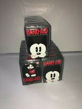 3 Boxes Mickey Mouse Band-Aids 60 Adhesive Bandages Assorted Collectors Series