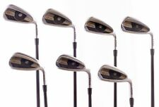 Mens Ping G400 (0.25 Inches Longer) Iron Set 5-PW+UW Graphite Regular