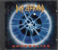 Def Leppard - Adrenalize Cd Ottimo