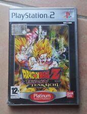 Dragonball Z Budokai Tenkaichi  Playstation 2 Platinum