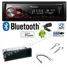 Pioneer MVH-390BT autoradio USB / bluetooth + Kit montaggio VW LUPO / GOLF 4 /