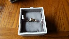 Clogau Gold Angel Wings Ring (Rare Welsh Gold)