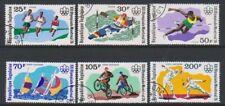Togo - 1976, Olympic Games, Montreal set - CTO - SG 1144/49 (j)