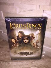 The Lord of the Rings Fellowship of the Ring 2 DISC DVD