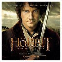 HOWARD SHORE - THE HOBBIT: AN UNEXPECTED JOURNEY (OST) 2 CD SOUNDTRACK NEU