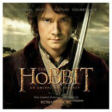 HOWARD SHORE - THE HOBBIT: AN UNEXPECTED JOURNEY (OST) 2 CD SOUNDTRACK NEU
