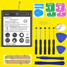 For Motorola Moto Z3 /Z3 Play Js40 3100mAh Replacement Battery+Type-C Cable Tool