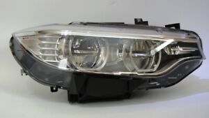 14 15 16 17 BMW 4 SERIES F32 LED ADAPTIVE RIGHT HEADLIGHT HEADLAMP COMPLETE OEM