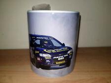 Snow WRC Subaru Impreza World Rally Championship Team Colin McRae Coffee Tea Mug