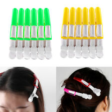 Hairdressing Hairpins Hair Styling Tools Section Clamps Alligator Hair Clips