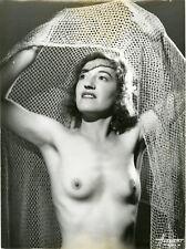 """""""PIN-UP HARCOURT"""" Photo originale années 50"""