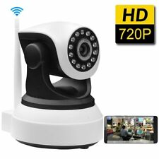 720P 1MP Wifi IP Wireless Surveillance Camera Remote Cam For Android iPhone PC