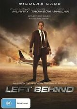 Left Behind (DVD, 2015) NEW+SEALED