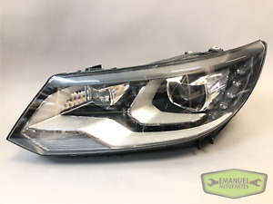 Volkswagen Tiguan 2012 2013 2014 2015 2016 2017 LH Left LED Xenon Headlight OEM